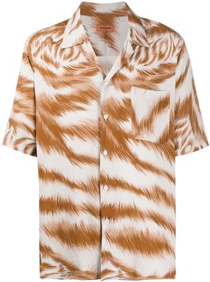 Missoni Brushed Print Shirt