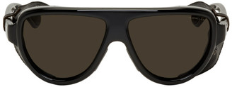 Moncler Black ML 0089 Sunglasses