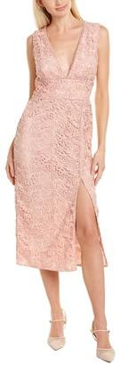 SAU LEE Kiera Sheath Dress