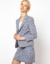 Jaeger Boutique by Daisy Jacket in Cute Boxy Fit