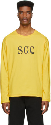Stolen Girlfriends Club Yellow Live Long Sleeve T-Shirt