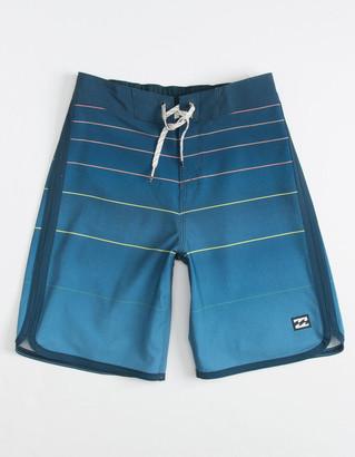 Billabong 73 Stripe Pro Little Boys Boardshorts (4-7)