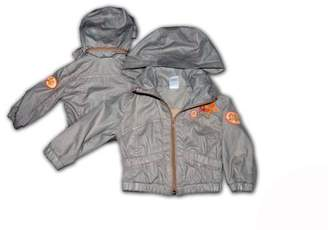 Camilla And Marc Stummer Girl's Coat Grey Size 74 cm (9-12 Months)