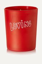 Bella Freud Loving Tuberose And Sandalwood Scented Candle, 190g - Red