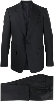 Tom Ford Single-Breasted Two-Piece Suit