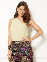 New York & Co. Eva Mendes Collection - One-Shoulder Jina Top