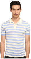Marc Jacobs Yarn Dyed Striped S/S Polo