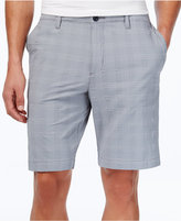 Tommy Bahama Men's On The Green Stretch Textured Plaid Shorts