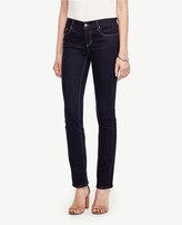 Ann Taylor Petite Curvy Slim Denim Jeans