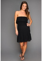 Melissa Odabash Melly Coverup Dress (Black) - Apparel