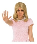 BuySeasons Women's Stranger Things Eleven's Blonde Wig