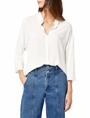Only Women's Onlfirst Suki 3/4 Shirt Noos Wvn Regular Fit Long Sleeve Blouse