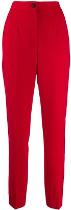 Dolce & Gabbana High Waisted Trousers