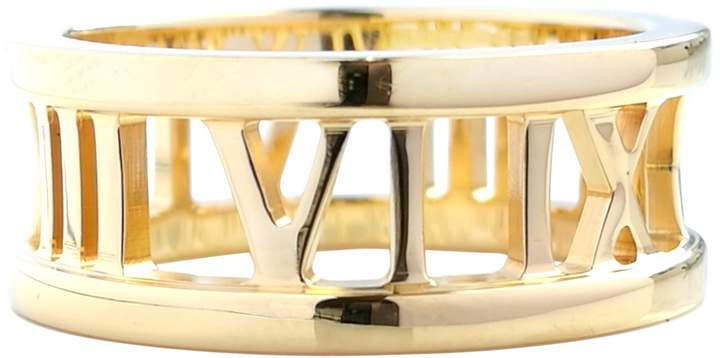 Tiffany & Co. Atlas Gold Yellow gold Ring