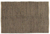 One Kings Lane Jazz Hand-Woven Rug, Tan/Black