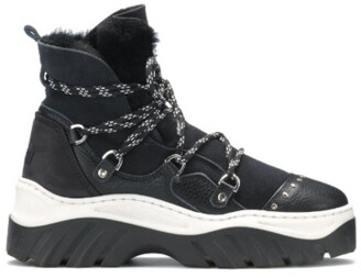 INUIKII Trekking Sneaker Black