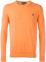 Polo Ralph Lauren logo patch jumper