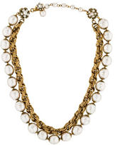 Miriam Haskell Double Strand Necklace