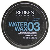 Redken by WATER WAX SHINE DEFINING POMADE 1.7 OZ ( Package Of 3 )