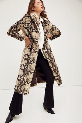 Unreal Fur Madam Grace Coat