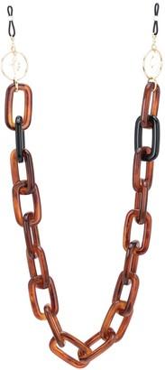 Emmanuelle Khanh Glasses Chain-Link Strap