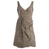 Prada Silk Mini-Dress