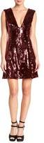 Dress the Population Women's 'Marilyn' Sequin Dress