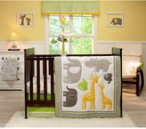 Carter's Animal Collection 4-pc. Crib Bedding Set