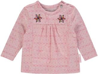 Noppies Baby Girls' G Tee ls Tormod AOP Longsleeve T-Shirt