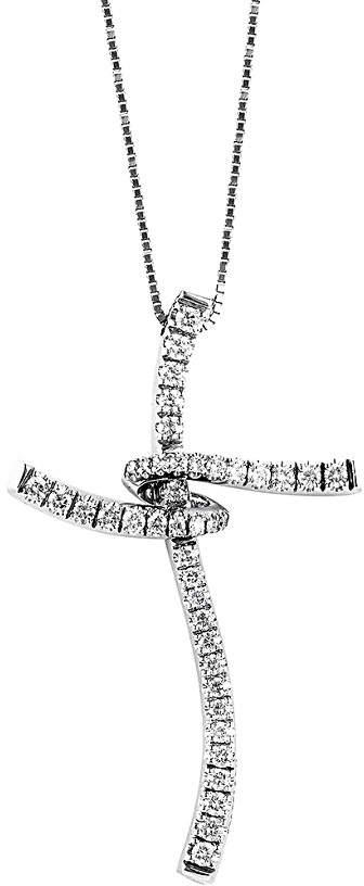 Damiani 18K 1.12 Ct. Tw. Diamond Necklace