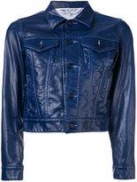 Comme des Garcons cropped jacket