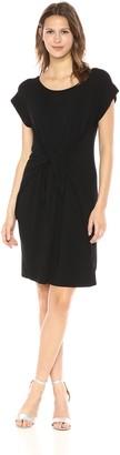 Jones New York Women's T Shirt Jersey Wrap Dress