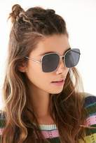 Urban Outfitters Simone Oversized Square Sunglasses