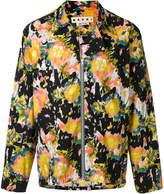 Marni patterned lightweight jacket