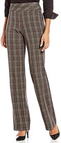 Investments Petite the PARK AVE fit Straight Leg Pants