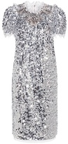 Dolce & Gabbana Sequinned dress