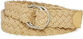 JCPenney RELIC Relic Khaki Braided D-Ring Belt