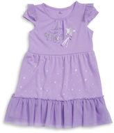 Petit Lem Little Girls Glitter Nightgown
