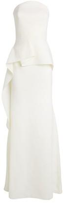 Roland Mouret Galloway Strapless Gown