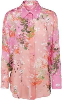 Givenchy Floral Printed Shirt