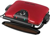 George Foreman Removable Plate Grill - Red