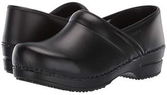 Sanita Aubrey (Black) Women's Clog Shoes