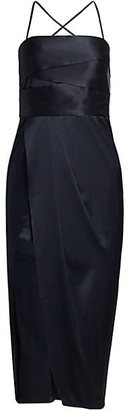 Mason by Michelle Mason Banded Dress