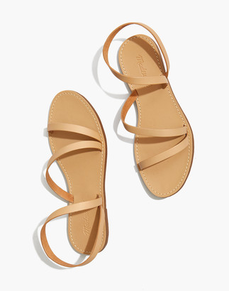 Madewell The Boardwalk Anklet-Strap Sandal