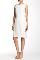 Ports 1961 Sleeveless Embellished Georgette Dress