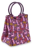 Fit & Fresh Kids Lauren Insulated Lunch Bag in Paisley Cat
