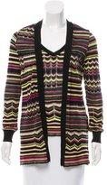 M Missoni Stripe Cardigan Set