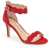 Sole Society Women's 'Pia' Ankle Strap Sandal