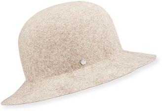 Rag & Bone Faye Wool Cloche Hat
