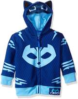 PJ MASKS Little Boys' Toddler Catboy Hoodie